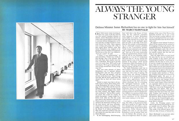 Article Preview: ALWAYS THE YOUNG STRANGER, March 1975 | Maclean's
