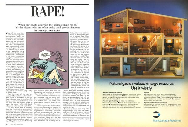 Article Preview: RAPE!, March 1975 | Maclean's