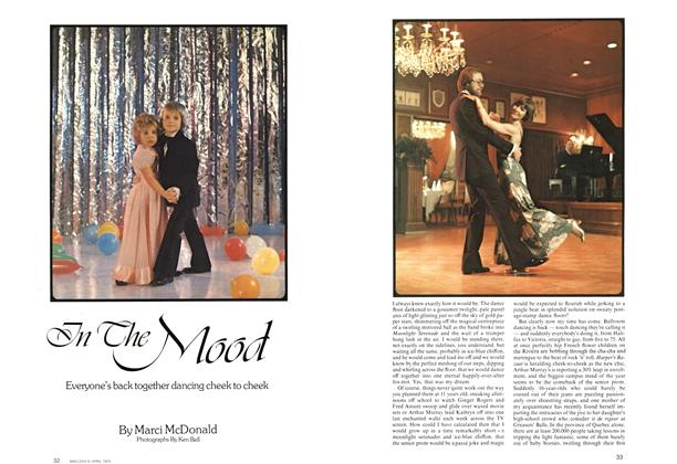 Article Preview: In The Mood, April 1975 | Maclean's