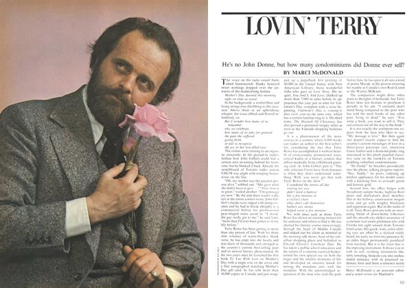 Article Preview: LOVIN' TERRY, May 1975 | Maclean's