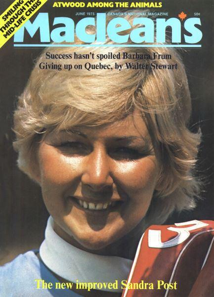 Issue: - June 1975 | Maclean's