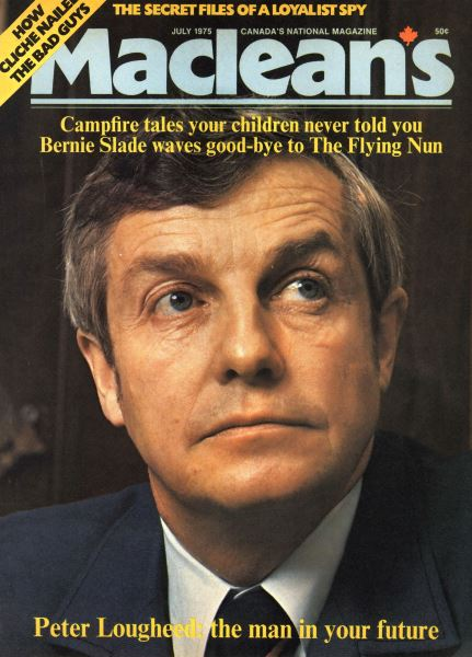 Issue: - July 1975 | Maclean's