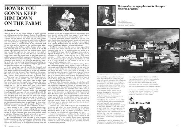 Article Preview: HOW'RE YOU GONNA KEEP HIM DOWN ON THE FARM?, July 1975 | Maclean's