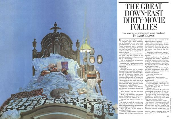 Article Preview: THE GREAT DOWN-EAST DIRTY-MOVIE FOLLIES, September 1975 | Maclean's