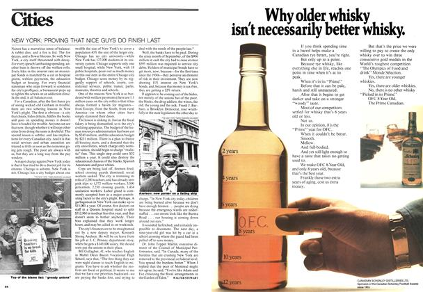 Article Preview: NEW YORK: PROVING THAT NICE GUYS DO FINISH LAST, October 1975 | Maclean's