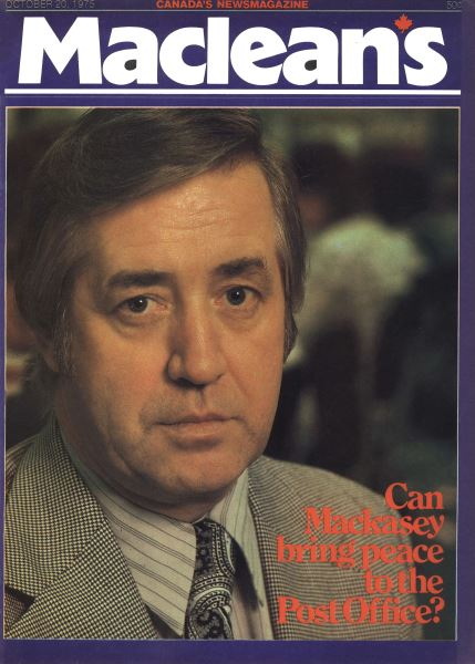 Issue: - October 1975 | Maclean's