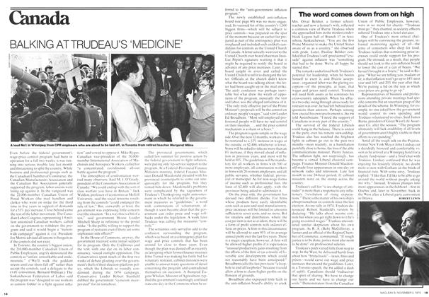 Article Preview: Canada, November 1975 | Maclean's