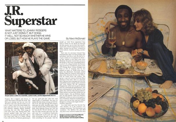 Article Preview: JLR. Superstar, November 1975 | Maclean's