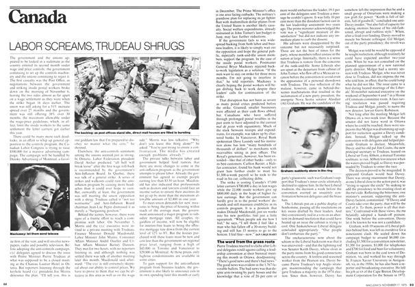 Article Preview: Canada, November 1975 | Maclean's