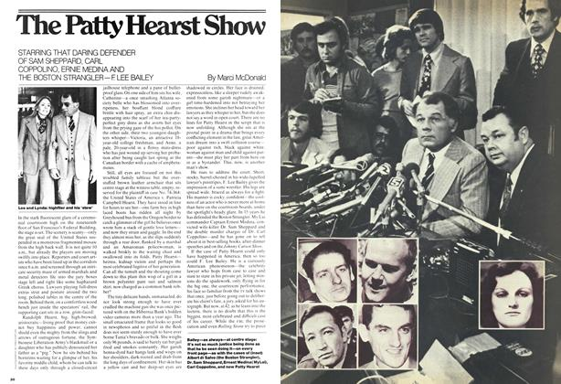 Article Preview: The Patty Hearst Show, December 1975 | Maclean's