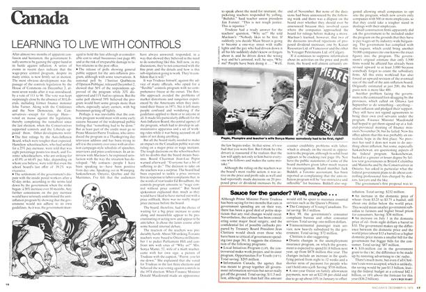 Article Preview: Canada, December 1975 | Maclean's