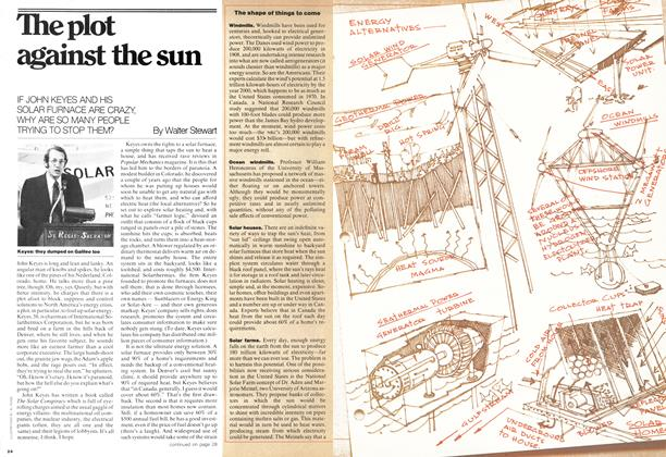 Article Preview: The plot against the sun, December 1975   Maclean's