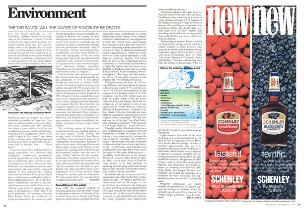 Article Preview: Environment, December 1975 | Maclean's