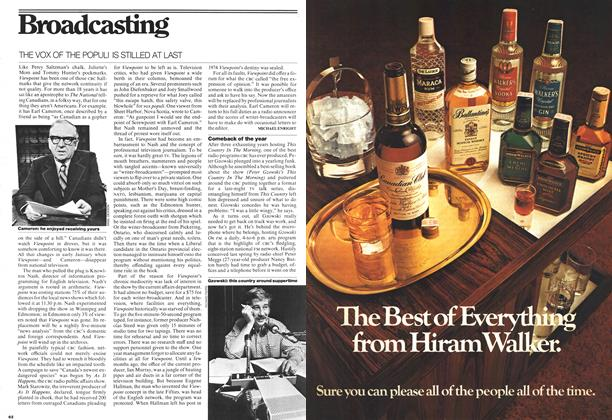 Article Preview: Broadcasting, December 1975 | Maclean's