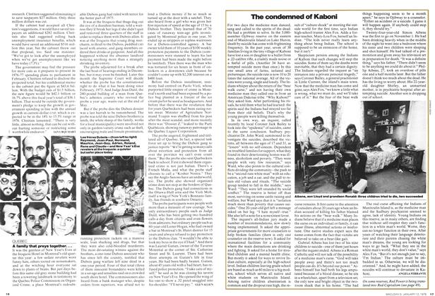 Article Preview: The condemned of Kaboni, January 1976 | Maclean's