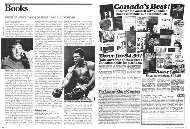 Article Preview: Books, January 1976 | Maclean's