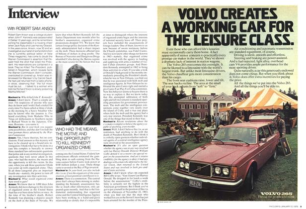 Article Preview: Interview, January 1976 | Maclean's