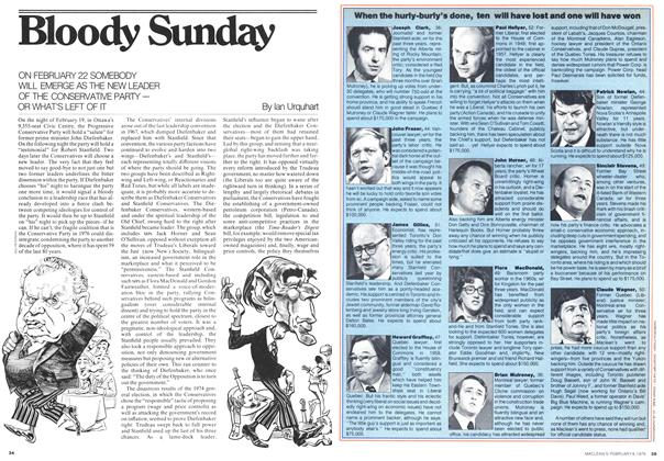 Article Preview: Bloody Sunday, February 1976 | Maclean's