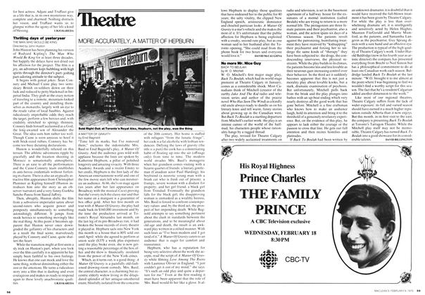 Article Preview: Theatre, February 1976 | Maclean's