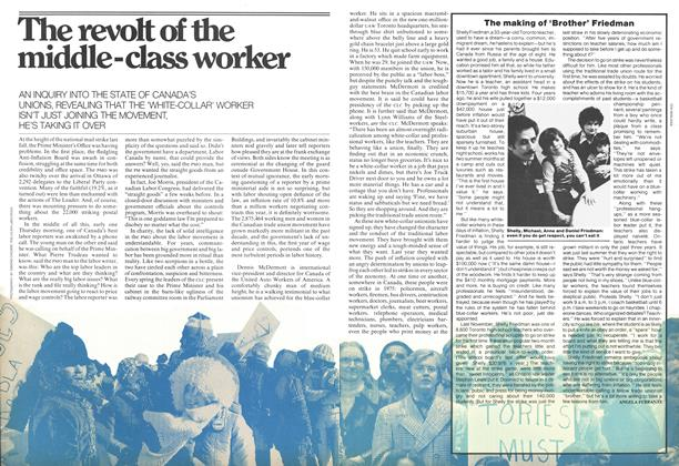 Article Preview: The revolt of the middle-class worker, February 1976 | Maclean's