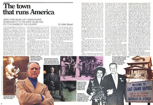 Article Preview: The town that runs America, March 1976 | Maclean's