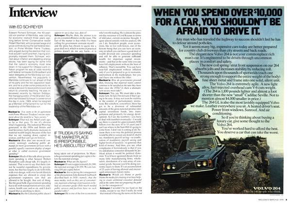 Article Preview: Interview, March 1976 | Maclean's