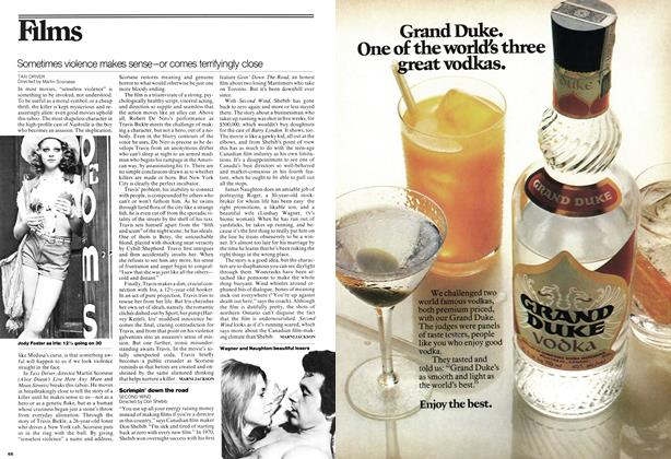 Article Preview: Sometimes violence makes sense-or comes terrifyingly close, April 1976 | Maclean's