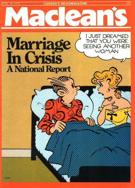 Issue: - April 1976   Maclean's