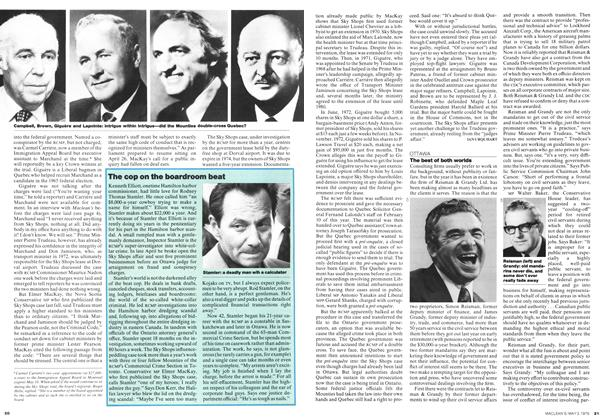 Article Preview: The best of both worlds, May 1976 | Maclean's