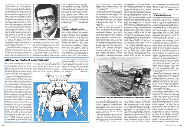 Article Preview: This town had such promise, May 1976 | Maclean's