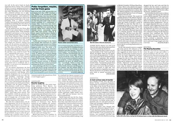 Article Preview: A most curious case of murder, May 1976 | Maclean's