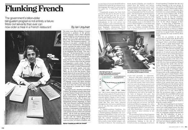 Article Preview: Flunking French, May 1976 | Maclean's