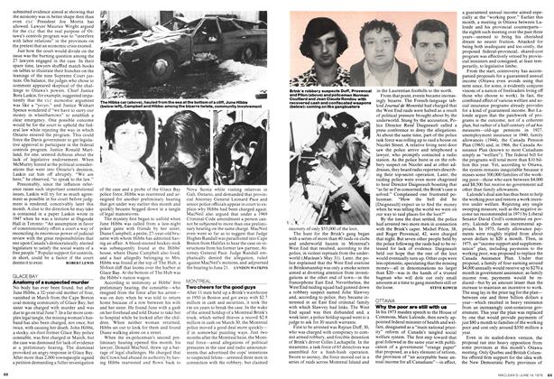 Article Preview: Why the poor are still with us, June 1976 | Maclean's