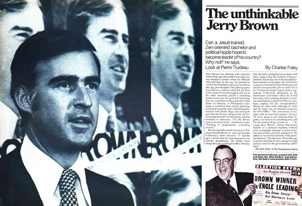 Article Preview: The Unithinkable Jerry Brown, June 1976 | Maclean's