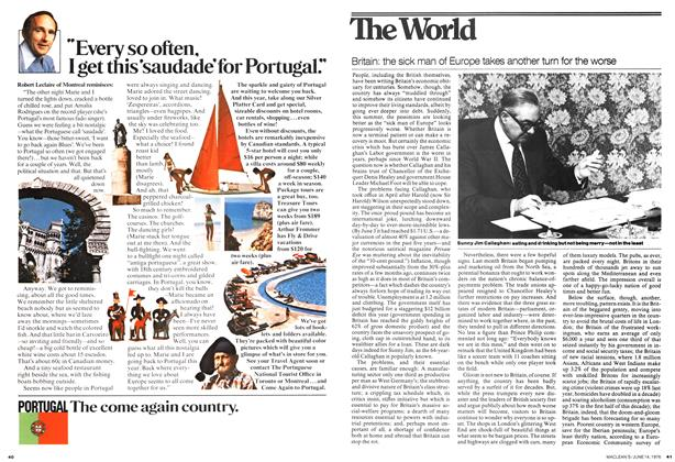 Article Preview: The World, June 1976 | Maclean's