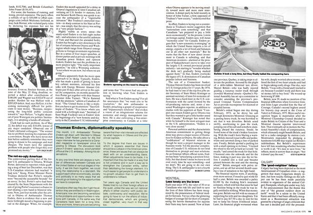 Article Preview: The 'good-neighbor' fallacy, June 1976 | Maclean's
