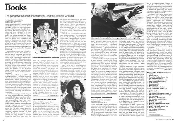 Article Preview: The 'would-be' who was, August 1976 | Maclean's