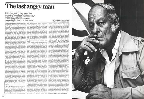 Article Preview: The last angry man, September 1976 | Maclean's