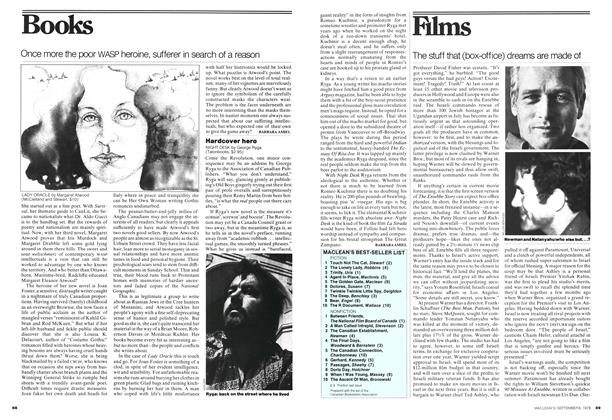 Article Preview: The stuff that (box-office) dreams are made of, September 1976 | Maclean's