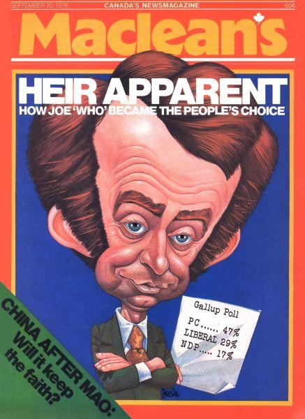Issue: - September 1976 | Maclean's
