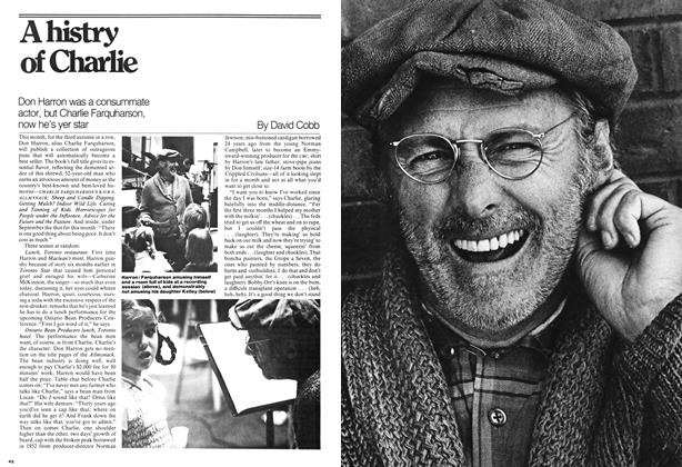 Article Preview: A histry of Charlie, October 1976 | Maclean's