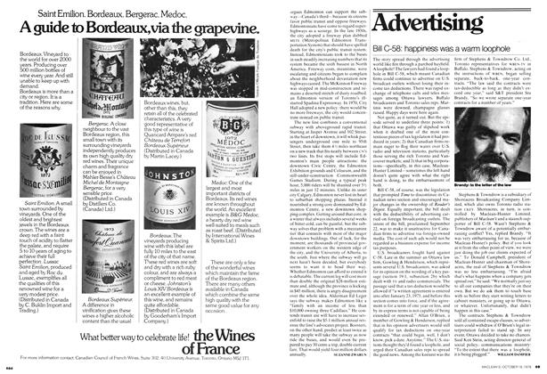 Article Preview: Bill C-58: happiness was a warm loophole, October 1976 | Maclean's