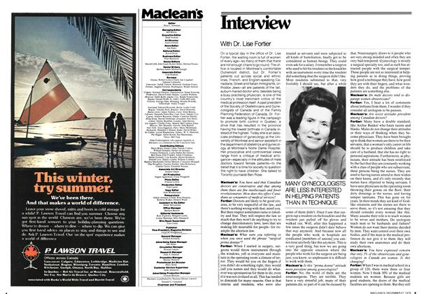 Article Preview: Interview, December 1976 | Maclean's