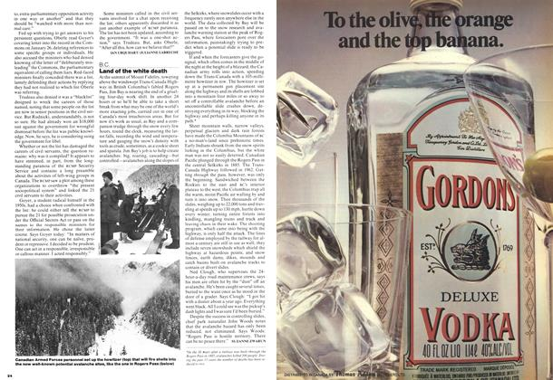Article Preview: B.C., February 1977 | Maclean's