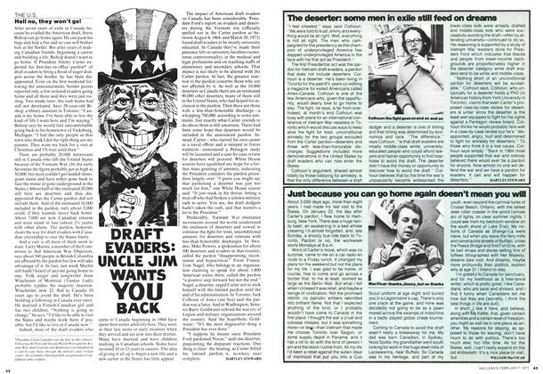 Article Preview: THE U.S., February 1977 | Maclean's