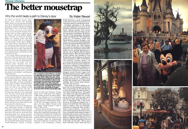 Article Preview: The better mousetrap, February 1977 | Maclean's