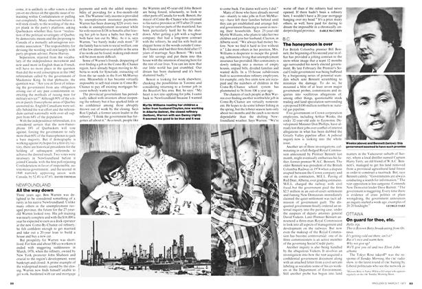 Article Preview: OTTAWA, March 1977 | Maclean's