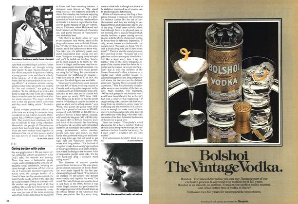 Article Preview: Going better with coke, May 1977 | Maclean's