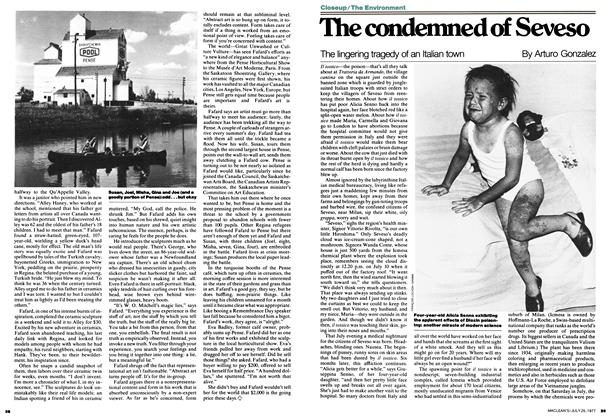 Article Preview: The condemned of Seveso, July 1977 | Maclean's