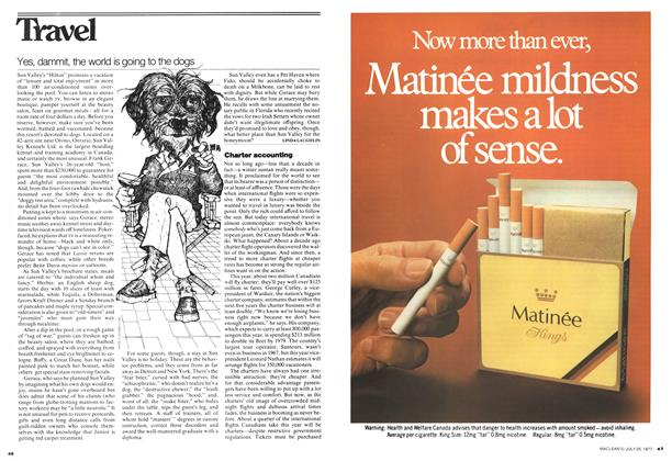 Article Preview: Charter accounting, July 1977 | Maclean's